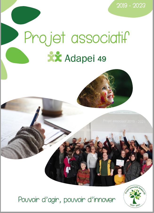 Projet associatif 2019-2023 de l'Adapei 49
